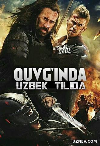 Quvg'inda Uzbek tilida 2014 O'zbekcha tarjima kino HD